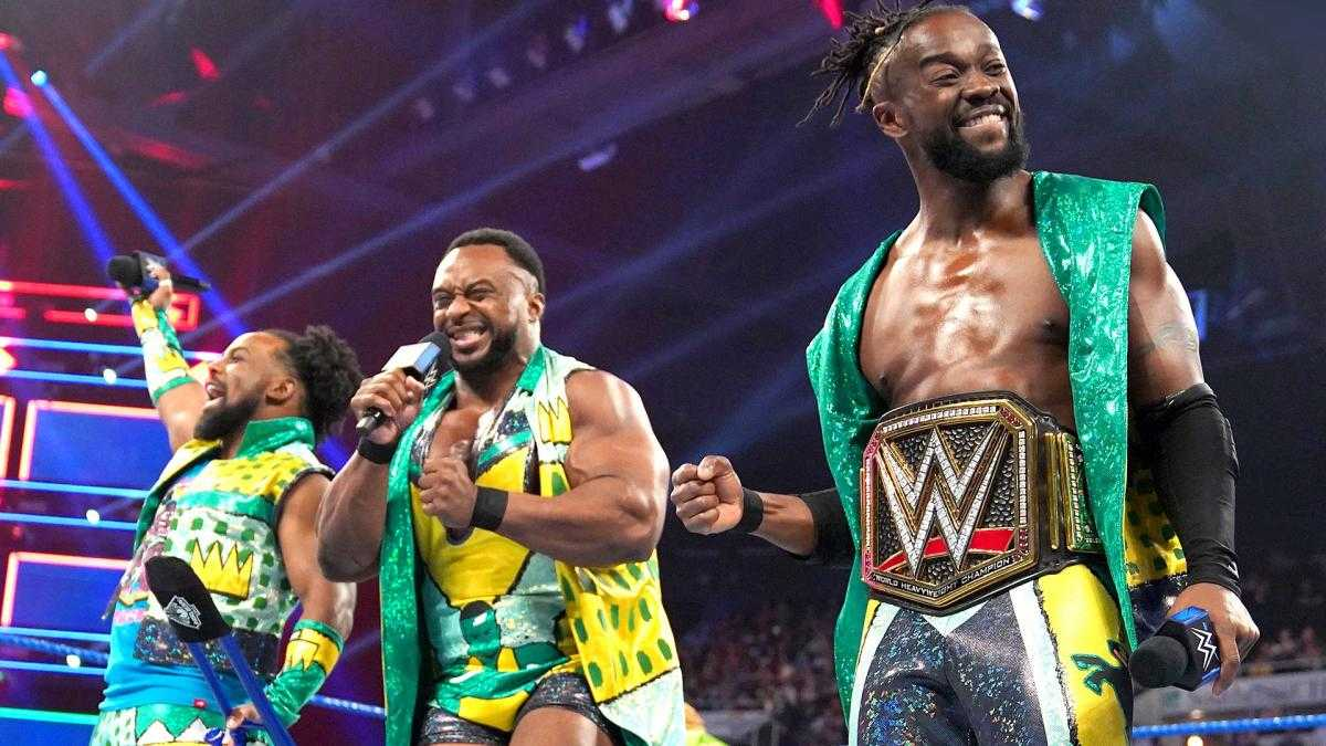 Big E Gets Emotional Talking About New Day's Separation After Draft