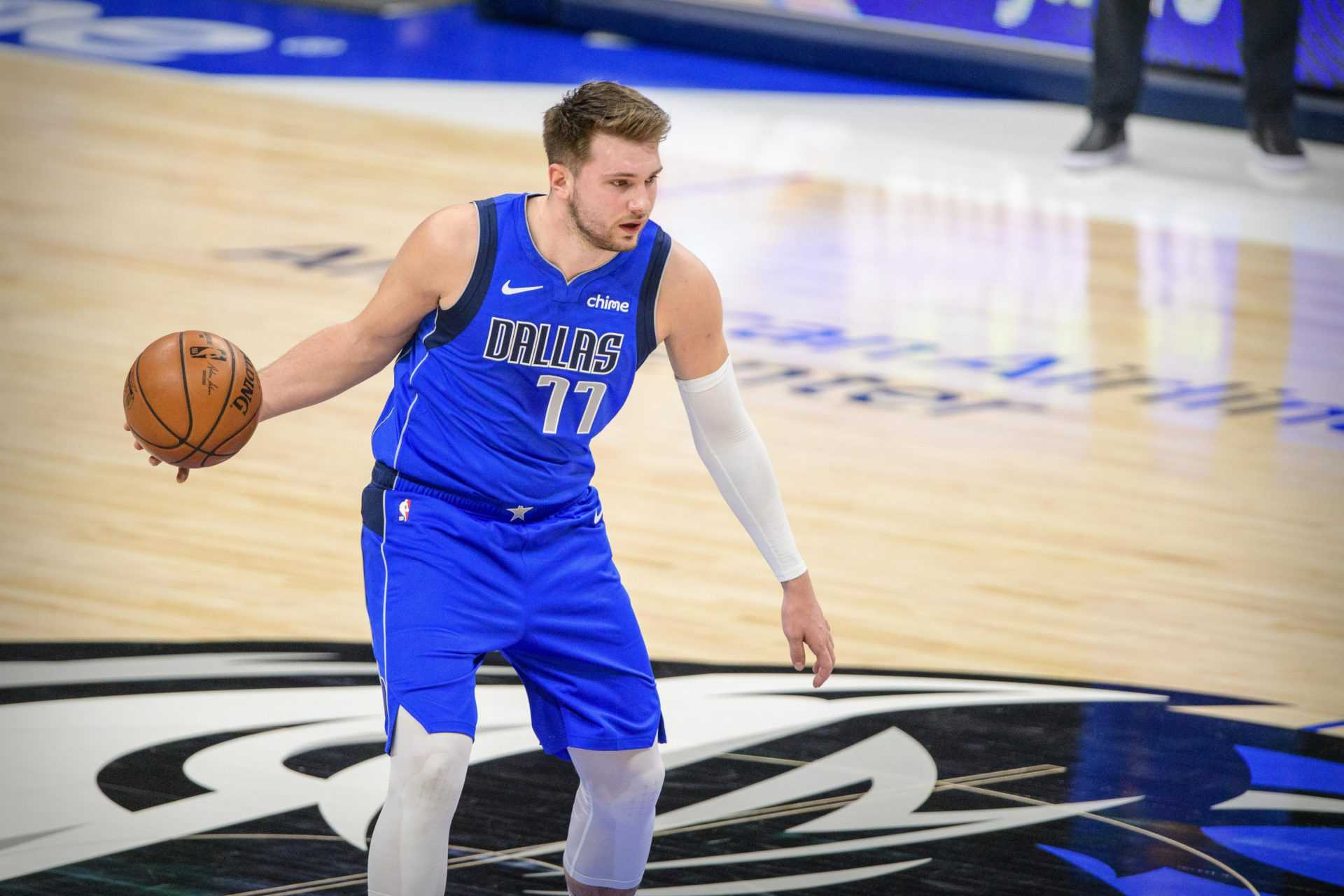 Luka Doncic delar inte samma åsikt som LeBron James i NBA All-Star Game