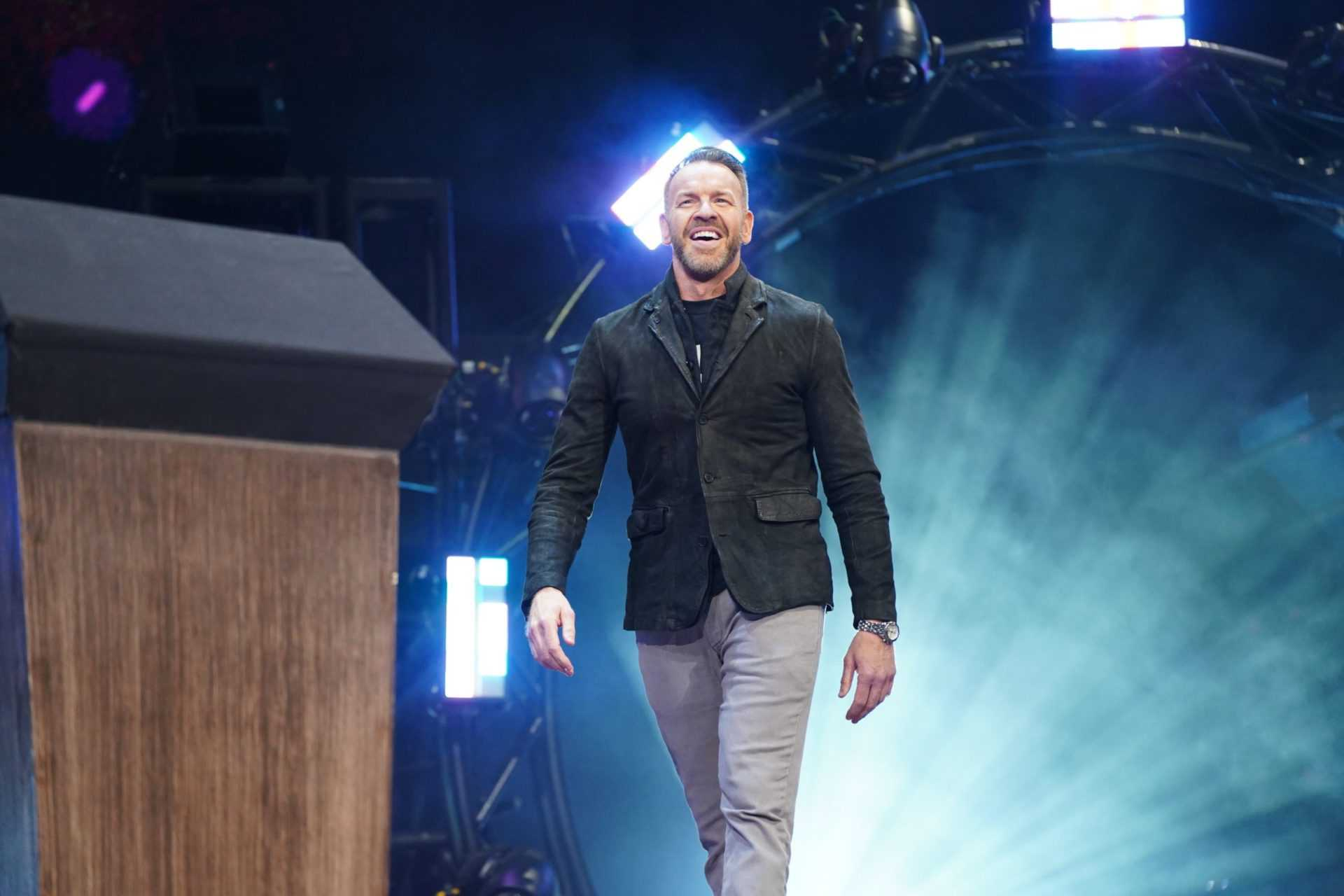 Från Chris Jericho till Cody Rhodes - Five Storylines AEW Must Book for Christian Cage