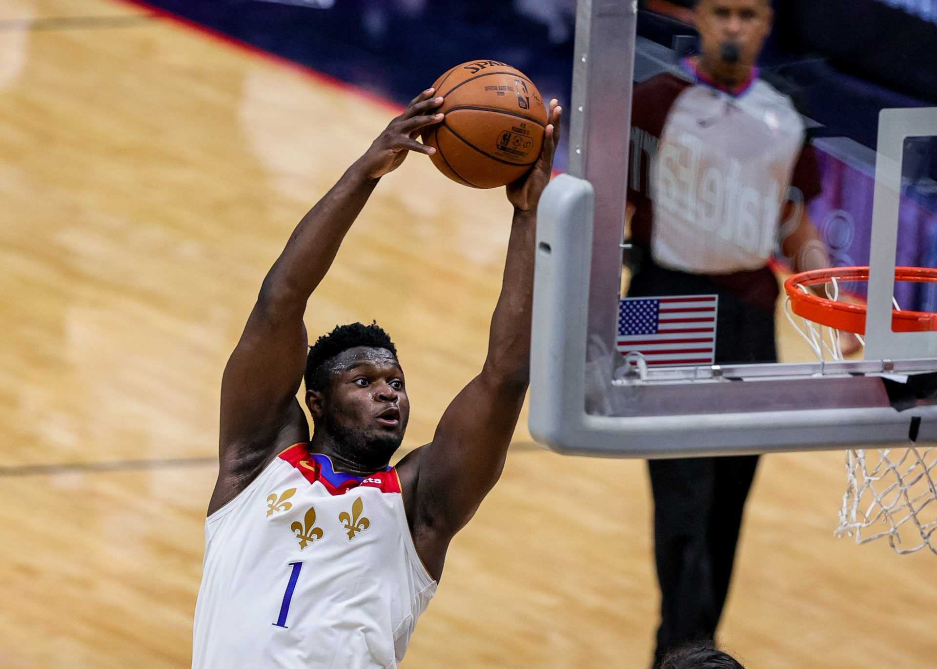 'Shaquille O'Neal-Type': Mavericks Coach prisar Force of Nature Zion Williamson