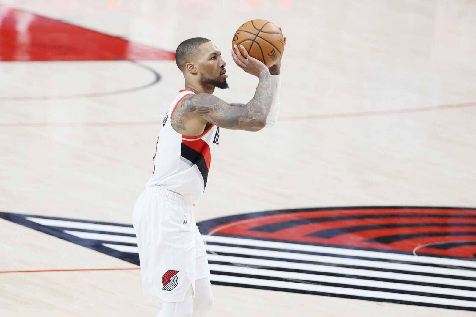 'It's Taken Him to the Superstar Level': Warriors 'Draymond Green förklarar hur Damian Lillard förvandlas