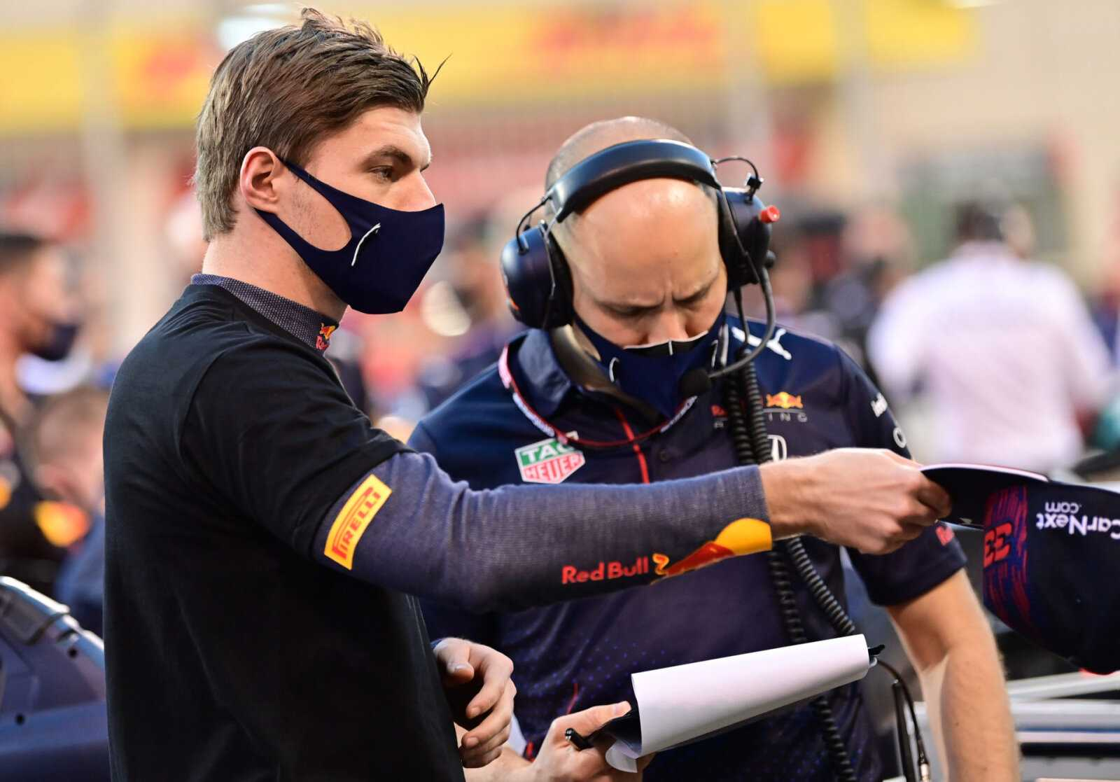 Max Verstappen hittade 'Nothing Shocking' på Red Bulls F1 Rivals 2021 Cars
